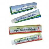 Komplet aplska emulzija in alpski balzam