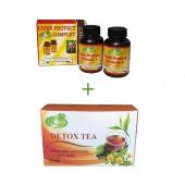 Liver protect + Detox čaj
