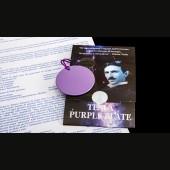 Tesov purpurni disk